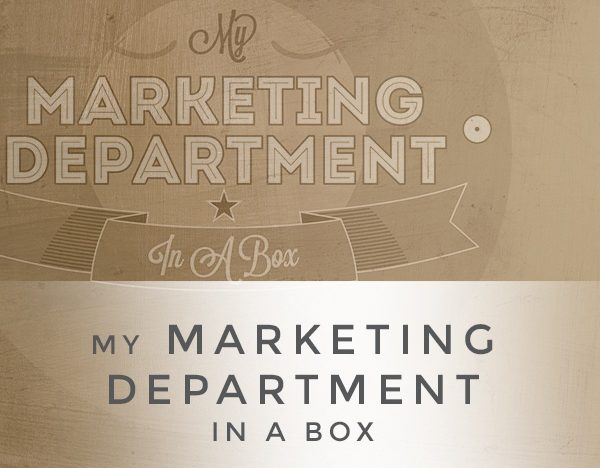My Marketing Department in a Box course image